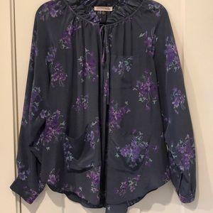 Rebecca Taylor silk blouse!